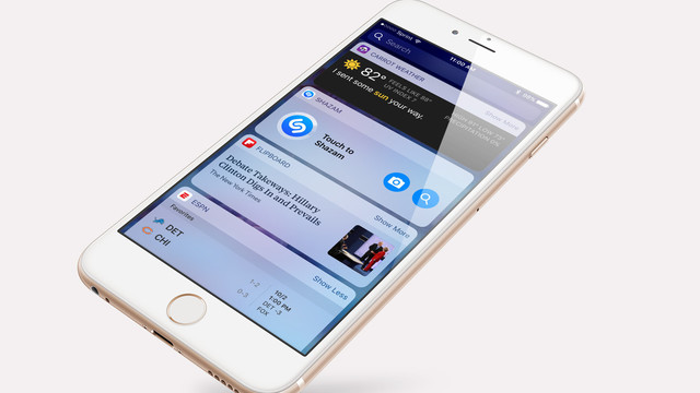 The 10 Best Widgets for iOS 10 Home and Lock Screens