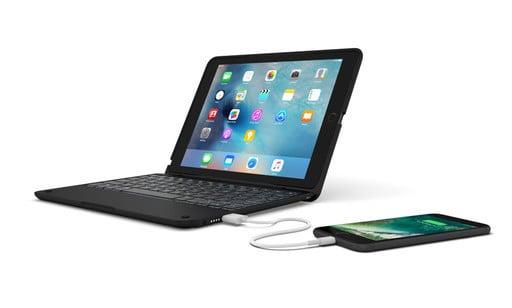 Incipio Clamcase Plus Power Keyboard Case Has a Built-In Power Bank