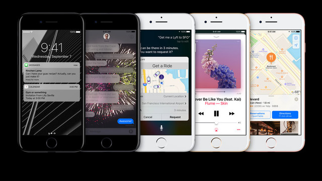 Apple Releases iOS 10.2.1 Beta 2 to Registered Developers