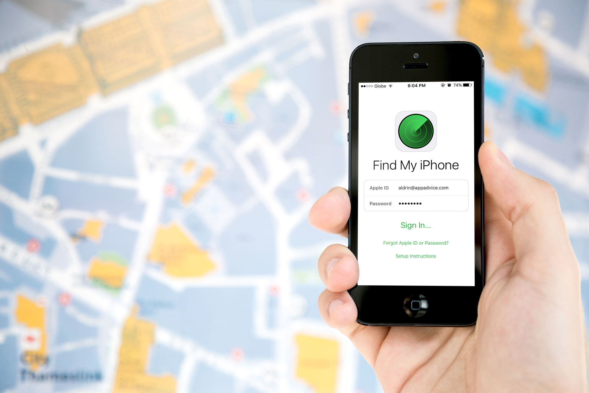 how does find my iphone work you really should enable find my iphone here s how it works 18469
