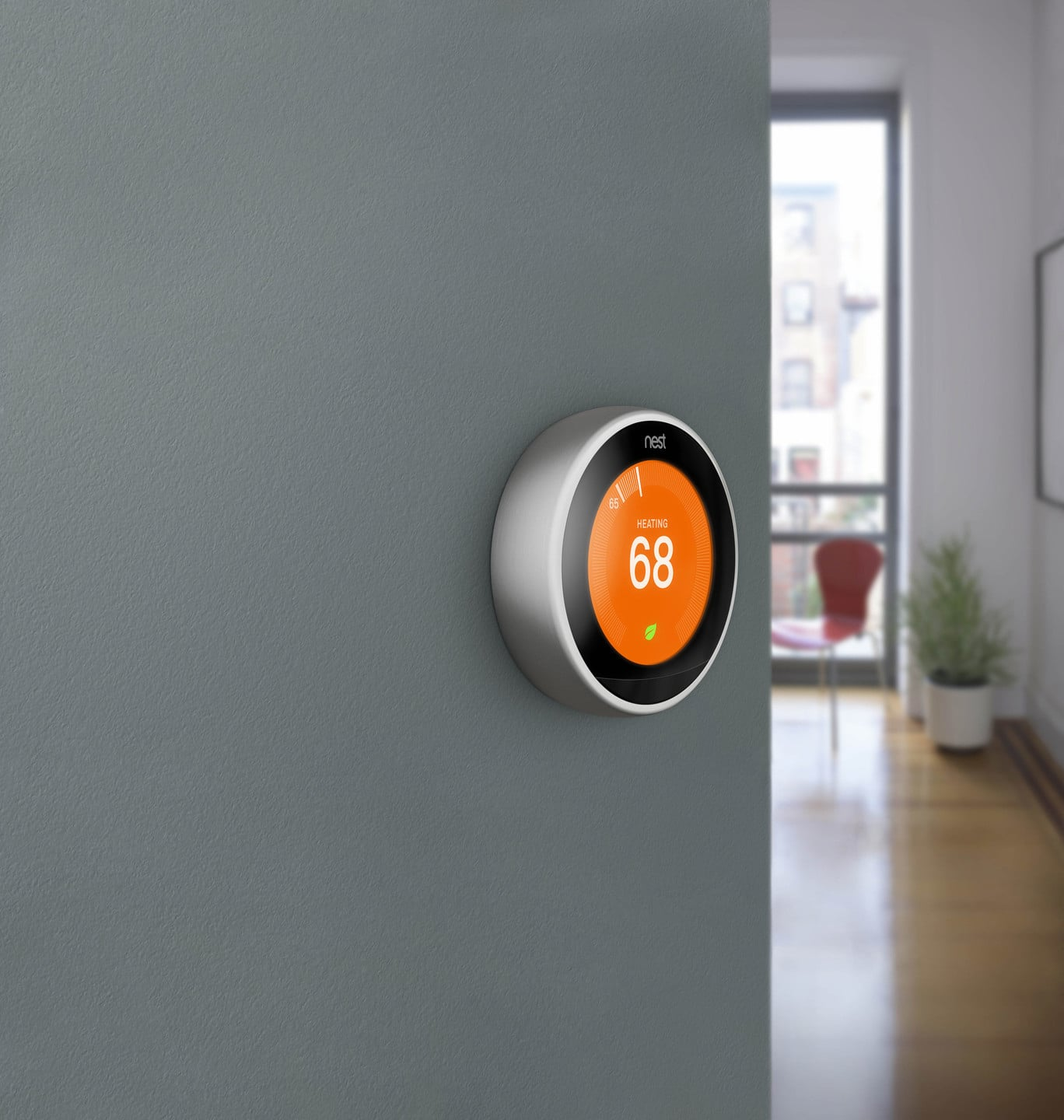 Alphabet's Nest building cheaper thermostat, home security system