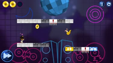 It's a Disco Party in This Charming Puzzle Platformer