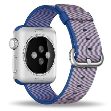 The Best Non-Apple Royal Blue The Best Replica Apple Watch Nylon Apple Watch Band