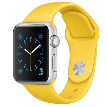 The Best Non-Apple Yellow The Best Replica Apple Watch Sport Apple Watch Band