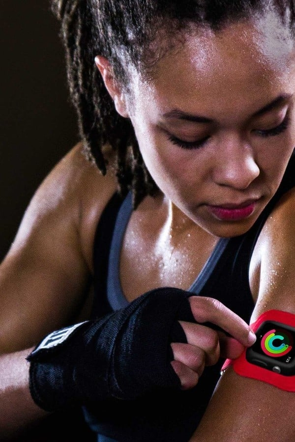 TwelveSouth's ActionSleeve Straps the Apple Watch To Your Arm for Intense Workouts