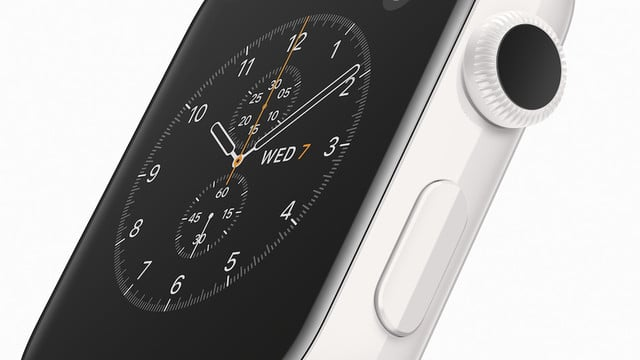 Apple Assembler Quanta Considers Dropping Apple Watch