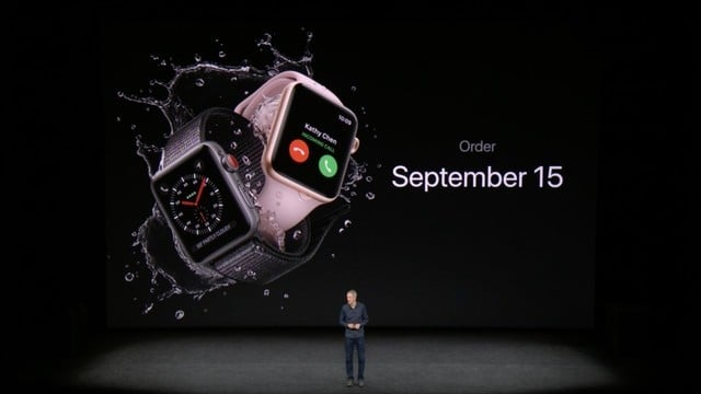 Introducing Apple Watch Series 3: A Dick Tracy Cellular Wristwatch